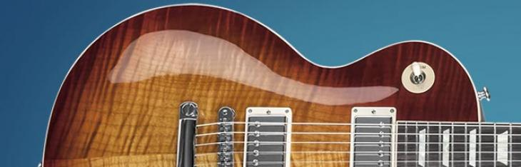 Glossare una chitarra satin o worn