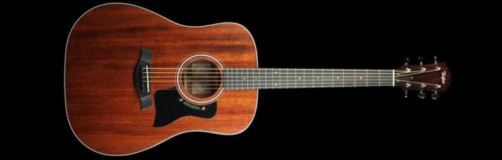 Taylor 320: entry level di lusso