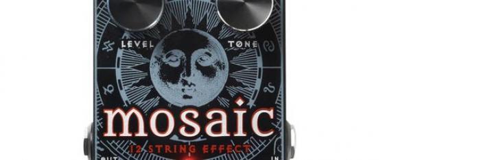 Mosaic: DigiTech promette il vero 12-string simulator