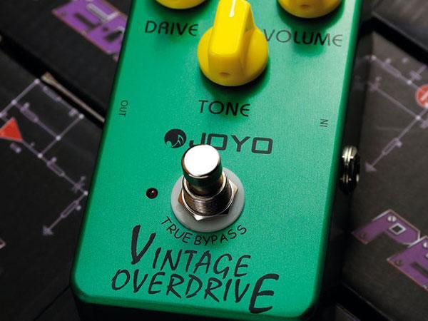 Joyo Vintage Overdrive: clone perfetto?