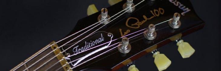 Les Paul Traditional 2015: mani sulla rivoluzione Gibson