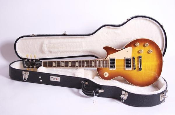 Confronto fra Les Paul: lawsuit contro Traditional