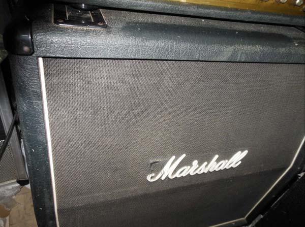 Restauro Marshall JCM 800 1987: iniziò così