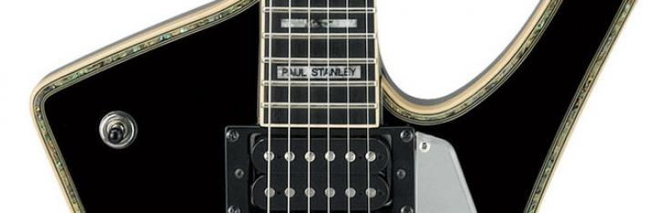 Paul Stanley torna da Ibanez con due signature