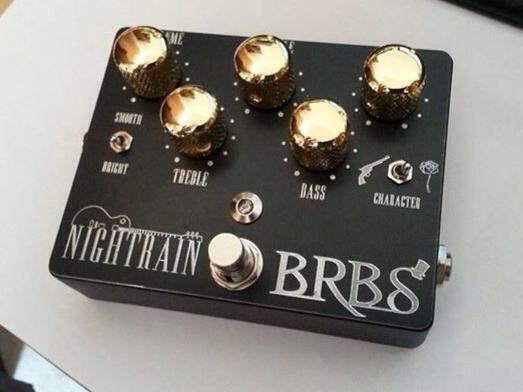 BRBS Nightrain, un diretto… in faccia