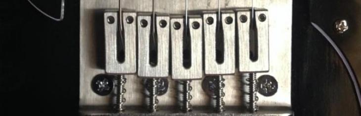 Una Telecaster a cinque corde