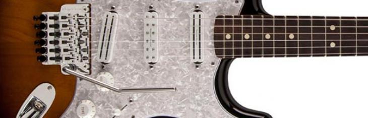 Fender rinnova la Strat di Dave Murray