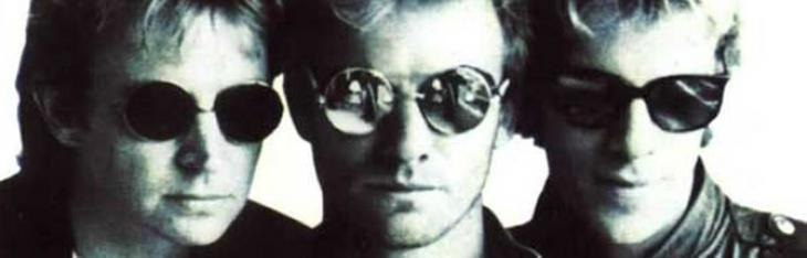 Guitar styling: Andy Summers e i Police