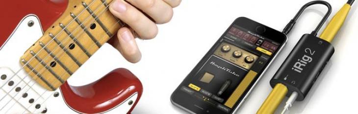 iRig diventa compatibile con Samsung e non solo