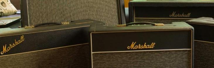 Joe Bonamassa confronta il vintage Marshall