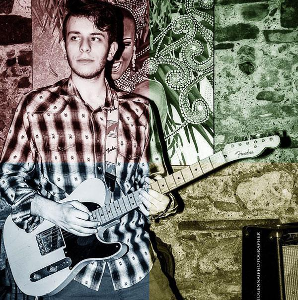 Il nuovo chitarrista di Jovanotti arriva dai club e ha 19 anni