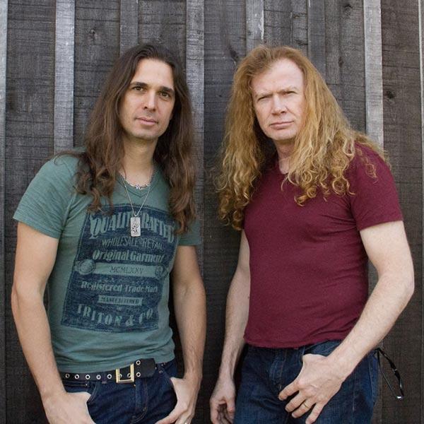 Kiko Loureiro è il nuovo chitarrista dei Megadeth
