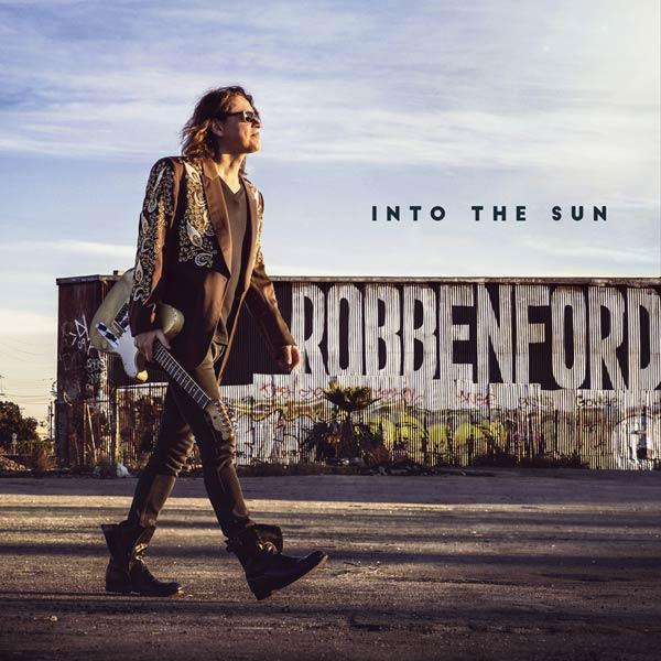 Robben Ford lo intervisti tu
