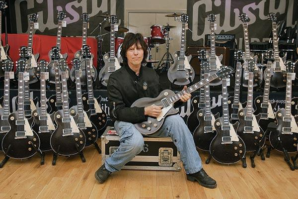 La tavolozza del chitarrista