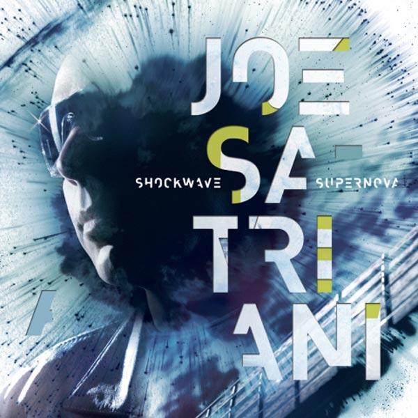Joe Satriani condivide il primo brano da Shockwave Supernova