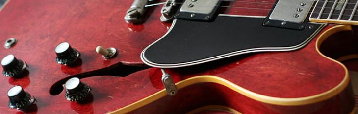 Ri-lucidare le zone opache della chitarra