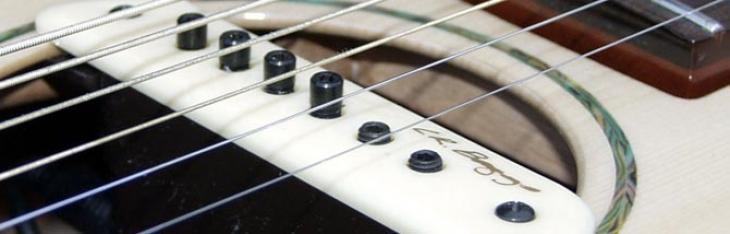 Perché un pickup magnetico da acustica è diverso?