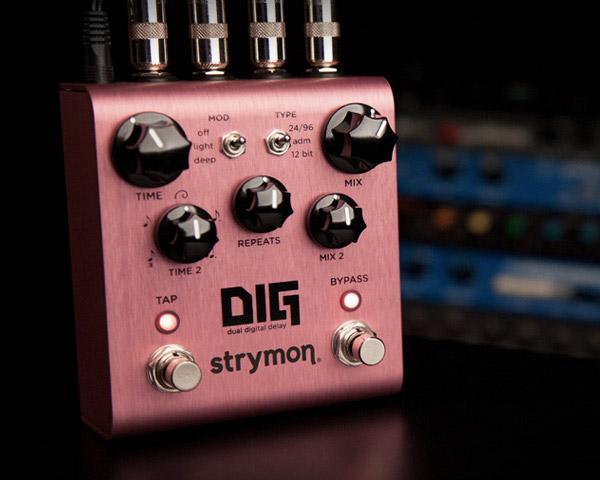 Strymon DIG: Dual Digital Delay