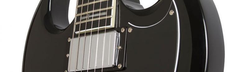 Tony Iommi in casa Epiphone tra ebano e pickup Gibson