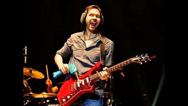 Paul Gilbert: perchè il blues è meglio del metal