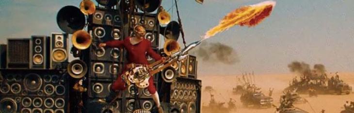 Costruisci la chitarra lanciafiamme di Mad Max