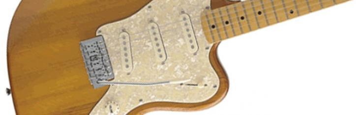 Stagg M370 LH: pezzacci di legno modificansi