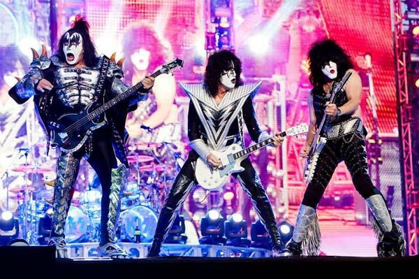 The Kiss, Verona, 11 giugno 2015
