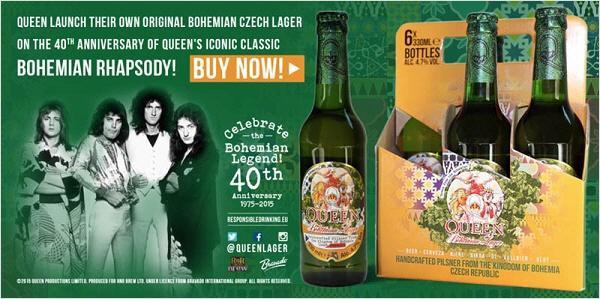 40 anni di Bohemian Rhapsody da bere