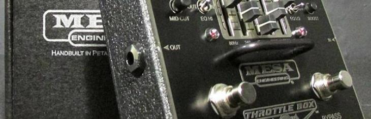 Throttle Box EQ: l'overdrive con un pezzo in più
