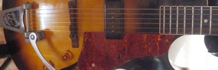 Gibson ES225: una vita di classe in quattro anni
