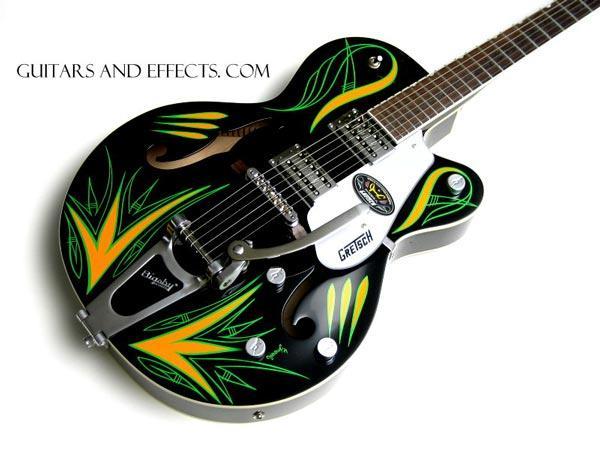Pinstripe: nasci su una moto, vivi tra le chitarre, muori su un'etichetta