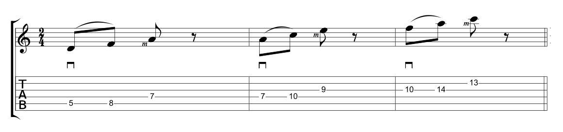 Triadi & fraseggio melodico