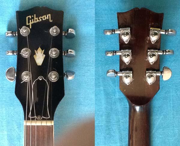 Gibson SG Vibrola Early 70's
