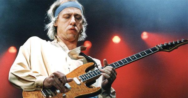 Chitarristi famosi che non sapevi fossero mancini