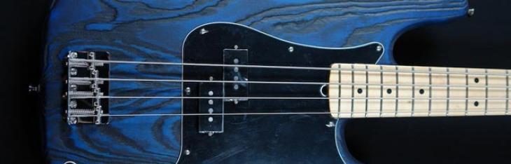 Fender Precision Sandblasted: oltre il relic