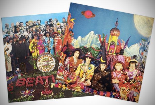 """Keith Richards: """"Sgt. Pepper's è un mucchio di spazzatura"""""""