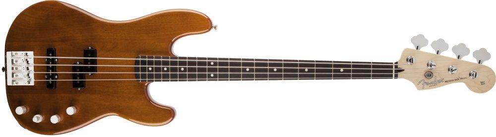 Precision Bass Okoume, un legno diverso