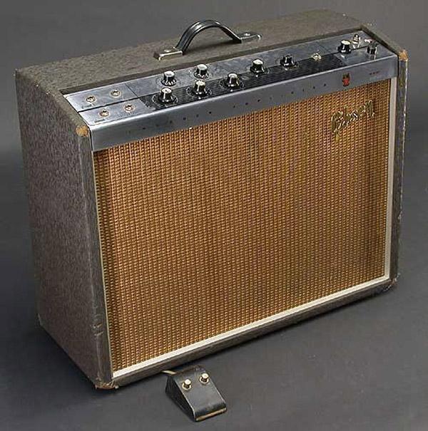 Amplificatori Gibson: successo mancato o rarità per pochi?