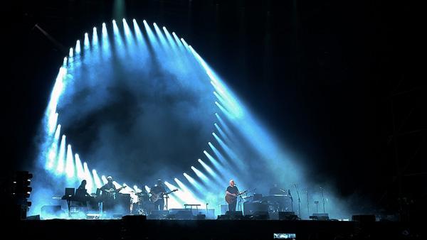 David Gilmour live a Firenze
