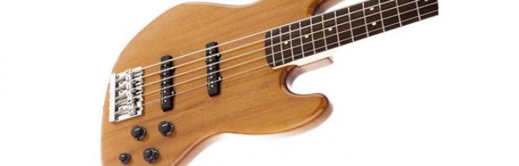 Fender Jazz V Okoume: basso sotto steroidi