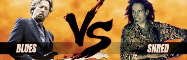 Bomba: meglio il blues o lo shred?