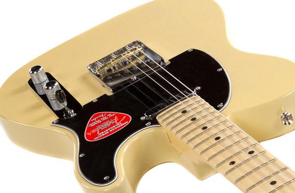 Le chitarre di fascia bassa dei brand famosi