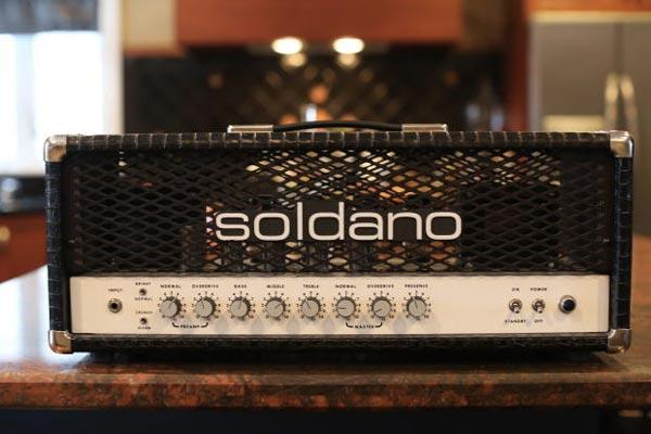 Soldano SLO100