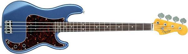 Fender Precision '62: vecchie glorie dal giappone