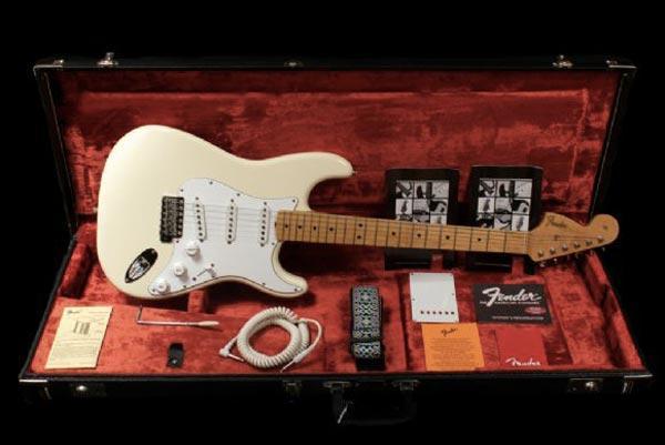 Le Fender postume di Jimi Hendrix