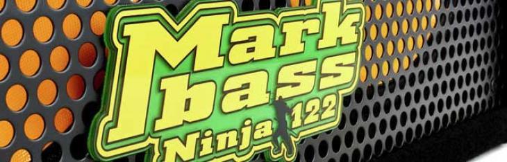 Da Markbass una Ninja per lavorare in coppia