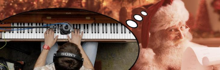 11 giorni a Natale: letterina di un futuro tastierista