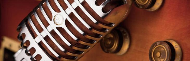 Chitarra e voce con un solo amplificatore