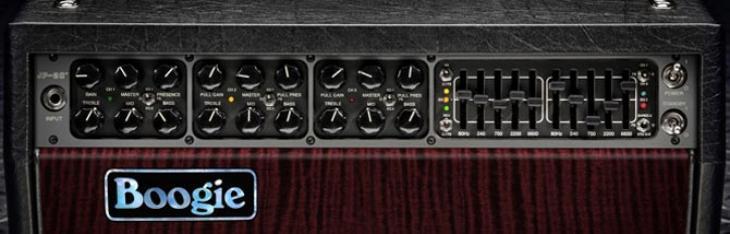 Mesa dedica tre canali e doppio eq a John Petrucci