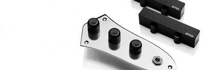 Jazz Bass senza saldature con il J System